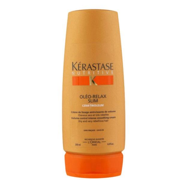Kérastase Nutritive Oléo Relax Slim Crème de Lissage Amincissante de Volume 200 ml