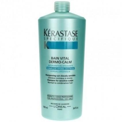 Bain Vital Dermo-calm 1L de Kérastase