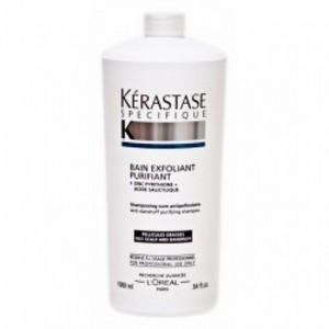 Bain Exfoliant Purifiant Kérastase Spécifique 1L