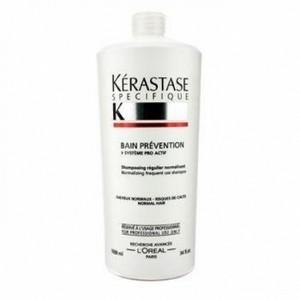 Bain Prévention Pour Cheveux Normaux 1L - Kérastase Spécifique
