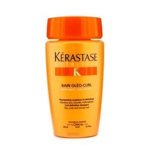 Bain Oléo curl Shampooing Nutritive 250ml - Kérastase