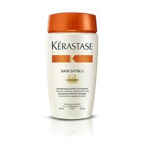 Bain Satin 2 Shampooing Nutritive 250ml - Kérastase