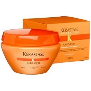 Cheveux bouclés et indisciplinés - Kérastase Nutritive Masque Oléo-curl intense 200ml