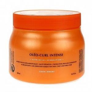Cheveux bouclés et indisciplinés - Kérastase Nutritive Masque Oléo-curl intense 500ml