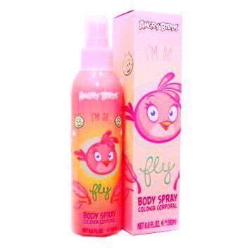 Liquidation de stock AIR-VAL Angry Birds I'm So Fly 6.8 oz pour fille 200 ml