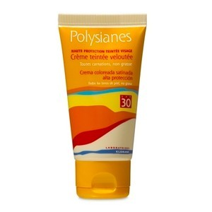 Klorane Polysiane crème teintée veloutée SPF 30 - 50ml