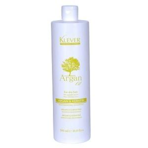 Klever Shampooing Argan oïl et kératine 500ml