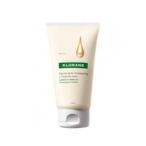 Klorane Baume après-shampooing à l'huile de vison (150ml)