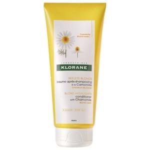 KLORANE Après-shampooing crème illuminatrice à la camomille (150ml)