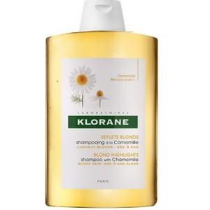 Klorane Shampooing à la Camomille reflets dorés (400 ml)