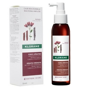 Klorane Force Kératine concentré antichute 125ml