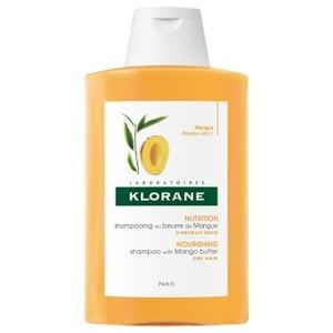 Klorane Shampooing Nutritif au Beurre de Mangue (400 ml)