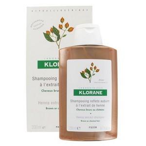 Klorane shampooing au henne 200ml