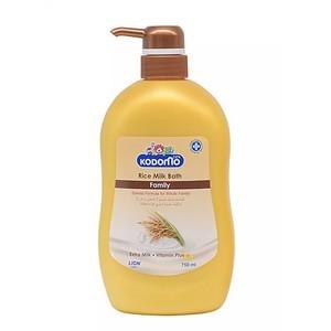 Kodomo Family Riz au lait de bain 750ml
