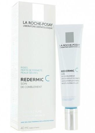 La Roche-Posay Redermic C - Soin de Comblement Anti-Age Peaux Sèches