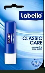 Labello Classic Care N1 modial des soins des lèvres 4.8