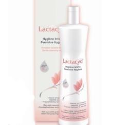 Lactacyd Emulsion pour hygiène intime (120 ml)