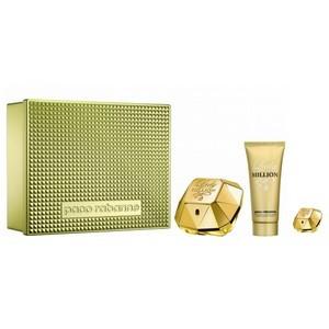 Coffret Paco Rabanne lady Million Eau de parfum femmes 80 ml