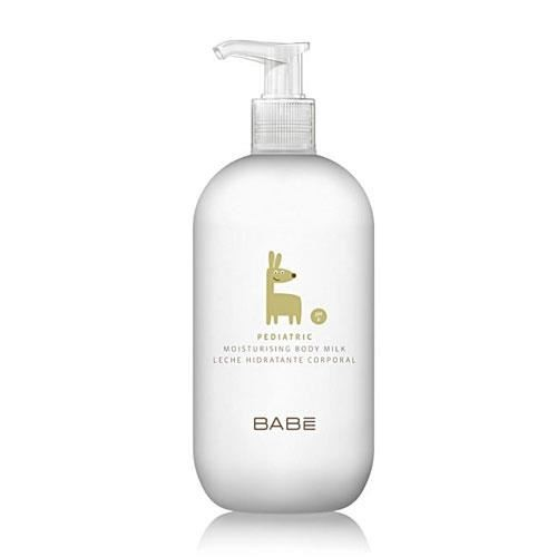 Babé Pédiatrique Lait Hydratant Corporel 500 ml