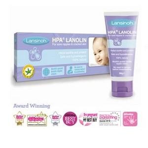 LANSINOH Crème pour l'Allaitement à la Lanoline 40ml