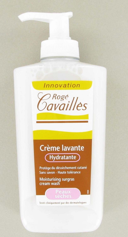 Rogé Cavaillès Crème Lavante Surgras Hydratante Peaux Séches 500 ml