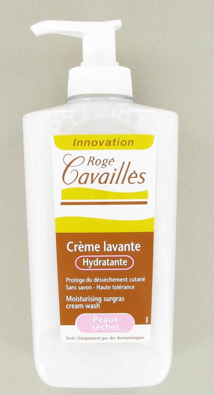 Rogé Cavaillès Crème Lavante Surgras Hydratante Peaux Séches 300 ml