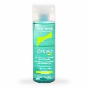 LED ZENIAC GEL NETTOYANT PURIFIANT HAUTE TOLÉRANCE 200 ml
