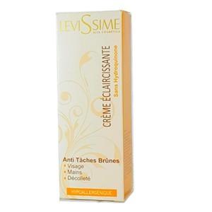 Levissime Crème Eclaircissante sans Hydroquinone