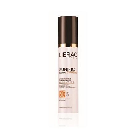 Lierac Sunific Extreme Crème Invisible (spf50+) Anti-Rides / Anti-Taches 50ml