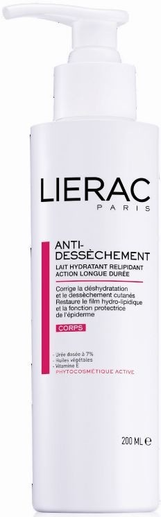 Lierac Anti dessèchement Lait Corporel 200 ml