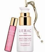 LIERAC ANTI-TACHES Correction Active Coffret essence + sérum programme dépigmentant renforcé 5ml+30ml