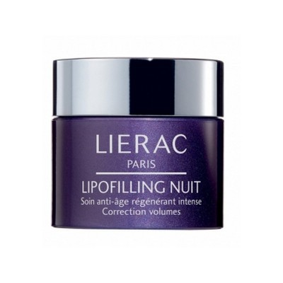 Lierac Lipofilling Nuit Correction Volumes 50ml