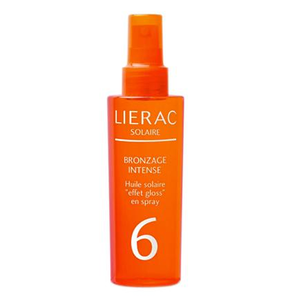 LIERAC Bronzage Huile Solaire SPF 6