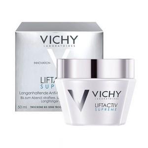Vichy liftactiv suprême soin correction progressive peau sèche  50 ml