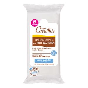 Rogé Cavaillès lingettes avec anti-bactérien