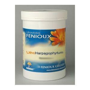 Fenioux LithoHarpagophytum 200 gélules