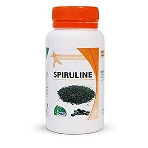 MGD Spiruline Bio 200 Gélules