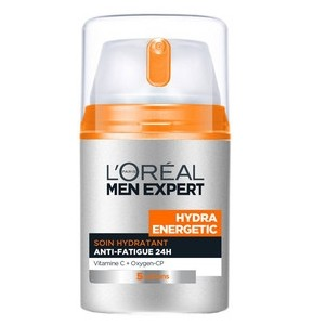L'OREAL Men Expert Hydra Energetic Anti-Fatigue  Flacon Pompe 50 ml 3600520297569