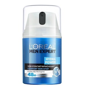 L'OREAL Men Expert Hydra Power Soin Hydratant Rafraîchissant Flacon Pompe 50 ml 3600523062812