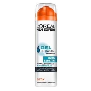 L'OREAL Men Expert Hydra Sensitive Gel de Rasage 200 ml 65338094435
