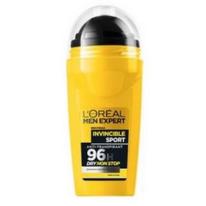 L'Oréal Men Expert Déodorant Invincible Sport Bille 96H (50ml) 3600523438075