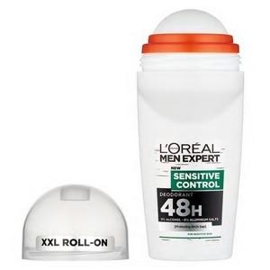 L'OREAL Men Expert Sensitive Control 0% (48H) 50 ml 3600523462469