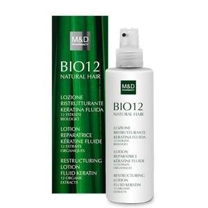 Bio12 lotion réparatrice kératine fluide 200 ml (CLONE)