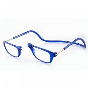 lunettes loupe de lecture pour presbyte bleu (choix de correction)