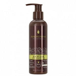 Macadamia Blow dry lotion/lotion thermo-protecteur (198ml)