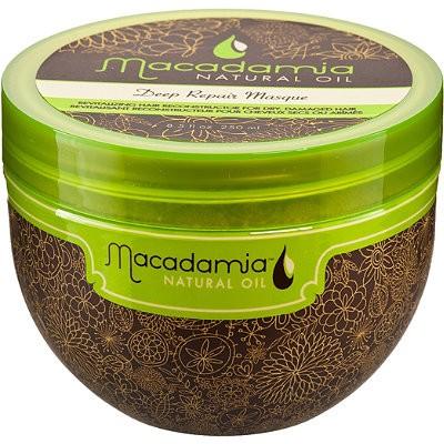 Macadamia Natural Oil Deep Repair Masque - Masque Reconstructeur Profond Pour Cheveux Sec ou Abîmés 250ml