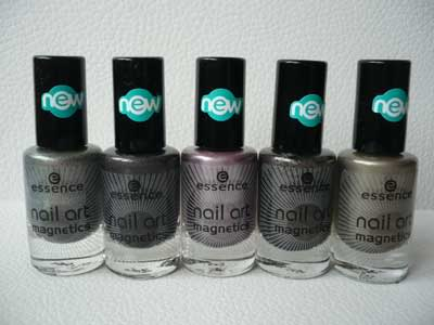Essence Magnetics nail art vernis à ongles magnetique