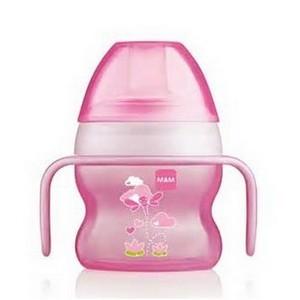 MAM Tasse Starter Cup couleur rose 150ml