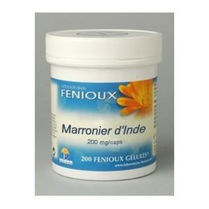 Fenioux Marronnier d'inde 200 Gelules