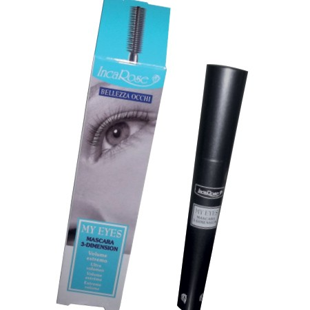 Incarose Mascara Extrem Eyes